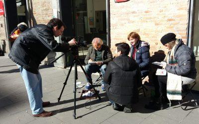 Centres civics aposten per l'Urban Sketching