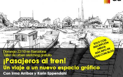 Big Draw: Festa del Dibuix