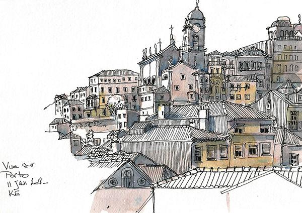 Carnet de Voyage à Porto – Août 2018
