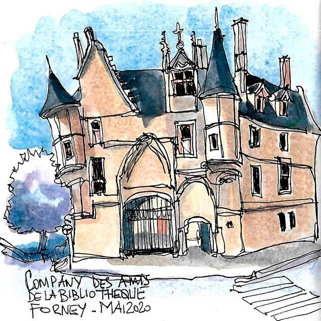 Paris-croquis-de-voyage