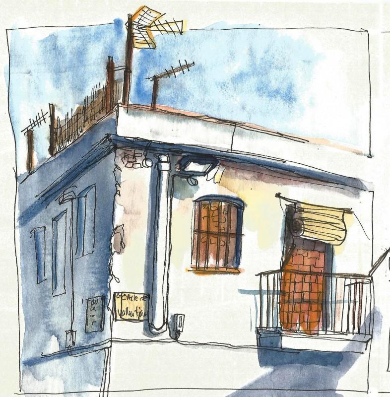 Sketch-barcelona Poblenou