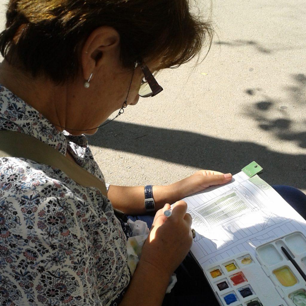 Sketching intensivo en Figueres