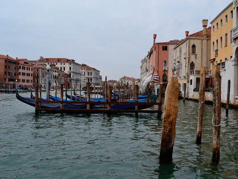 Sketching en Venecia