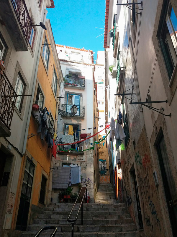 Calles de Lisboa