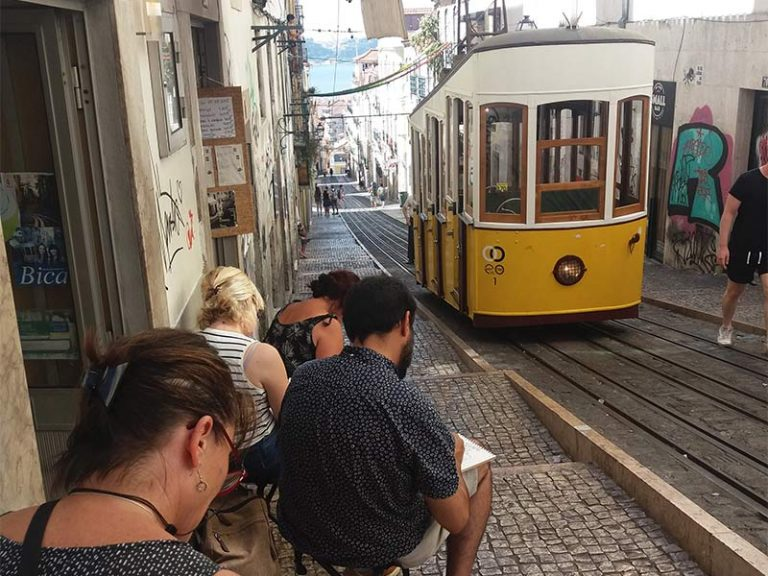 Lisboa-sketching