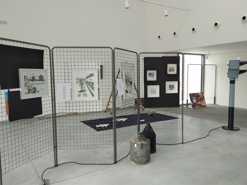 Exposició Propera Parada: Art Estació