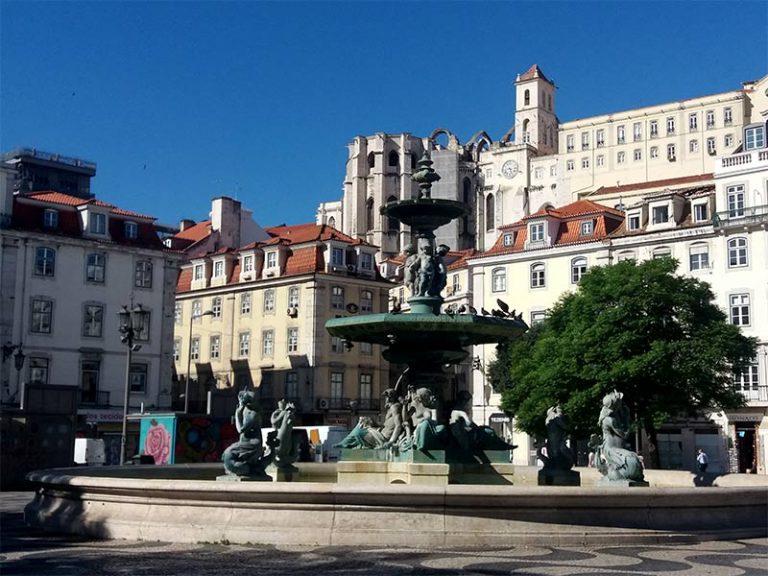 Lisboa-sketching-de-viaje